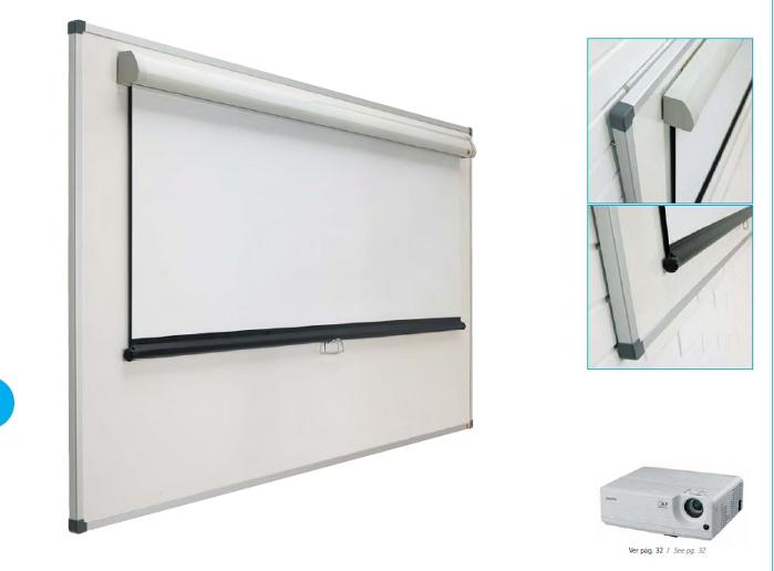 pantallas magneticas