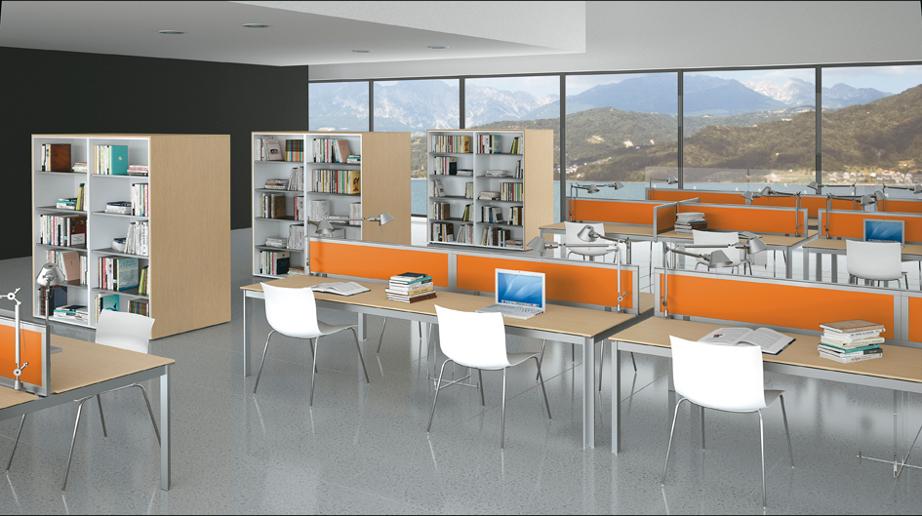 Zefiro bibliotecas